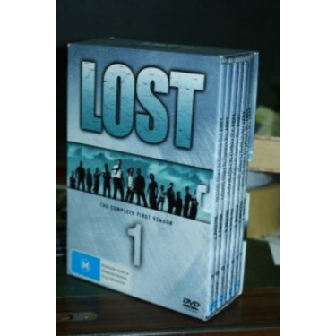 LOST The First Season
