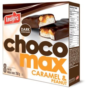 Leclerc ChocoMax Caramel & Peanut