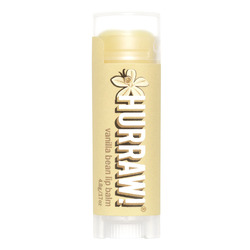 Hurraw! Lip Balm in Vanilla Bean