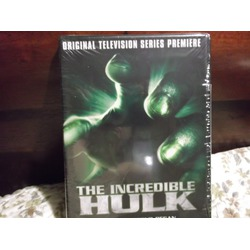 The Incredible Hulk-DVD