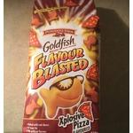 Pepperidge Farm Goldfish Flavour Blasted Explosive Pizza Snacks