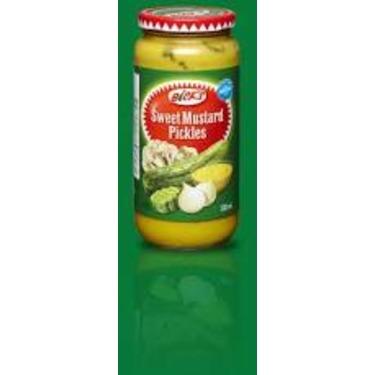 bicks sweet mustard pickles