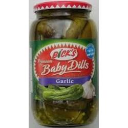 Bick's Baby Dills Garlic