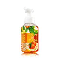 Bath & Body Works Gentle Foaming Hand Soap ~ Springtime &  Clementines