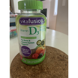 Vitafusion vitamin D3 adult Gummy vitamins