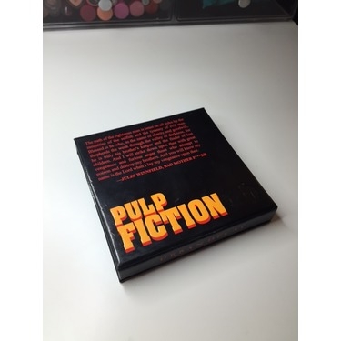 Urban Decay Pulp Fiction Eyeshadow Palette
