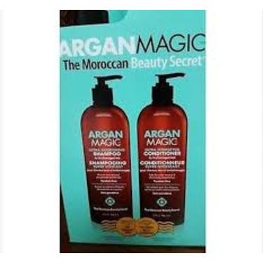 Argan Magic Shampoo
