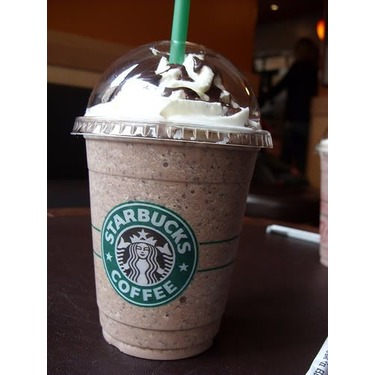 Starbucks Chocolate Chip Frappuccino