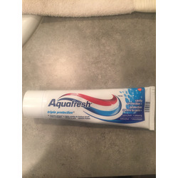 Aquafresh Fluoride Toothpaste Triple Protection