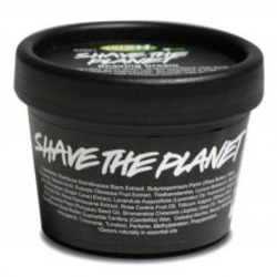LUSH Shave the Planet