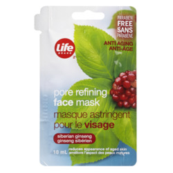 Life Brand Pore Refining Face Mask Siberian Gingseng
