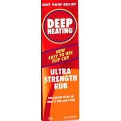 Deep Heating Ultra Rub