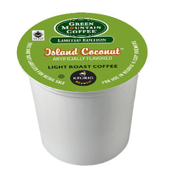 Island Coconut Green Mountain Coffee