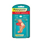 Polysporin Blister Treatment