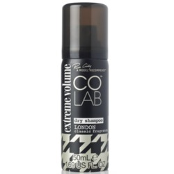 COLAB Extreme Volume Dry Shampoo in London Classic