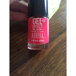 Aurora Gel Effect Nail Polish