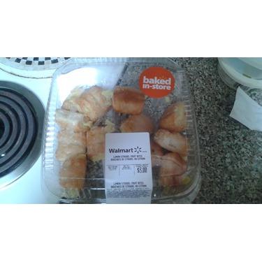 Walmart lemon strudel fruit bites