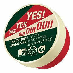 The Body Shop Yes Yes Yes/ Oui Oui Oui lip butter