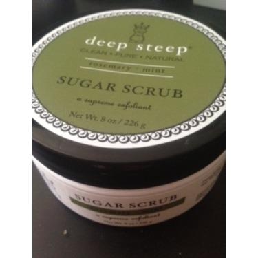 Deep Steep Sugar Scrub