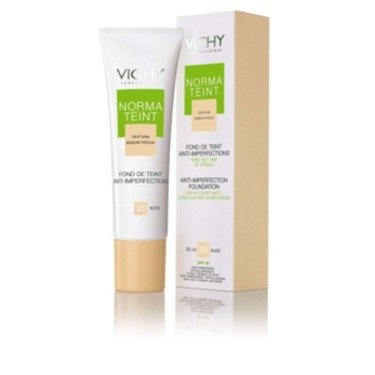 Vichy Normaderm Teint Anti Imperfection Foundations Reviews In Foundation Chickadvisor