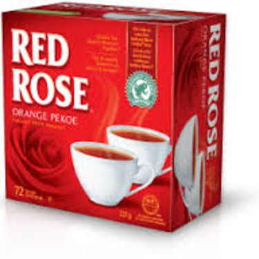 Red Rose Orange Pekoe Tea Bags