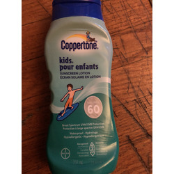 Coppertone Kids Broad Spectrum Sunscreen SPF 60