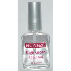 Nutra Nail High Gloss Top Coat