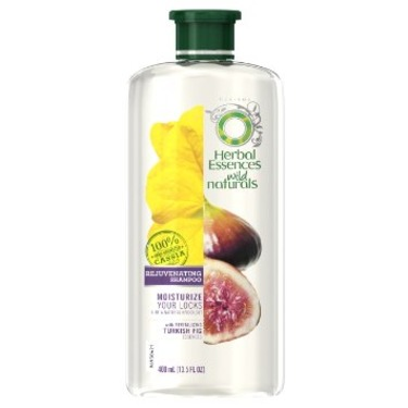 Herbal Essences Wild Naturals Rejuvenating Turkish Fig Shampoo