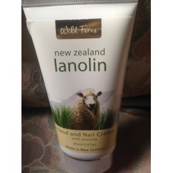 Wild Ferns Hand And Nail Creme