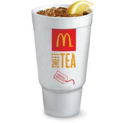 McDonald's Sweet Tea