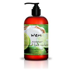 WEN Summer Coconut Lime Verbena Cleansing Conditioner