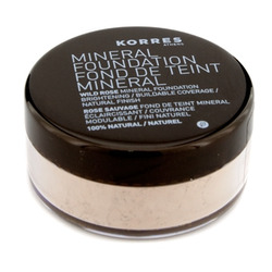 Korres Wild Rose Mineral Foundation