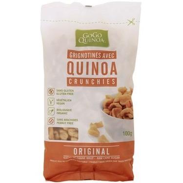 GoGo Quinoa Original  Crunchies