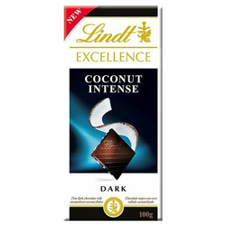 Lindt Excellence Coconut Intense Dark