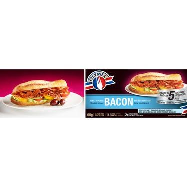 Olymel Bacon 50 % Réduit En Sel