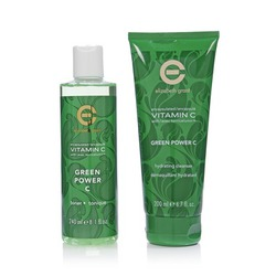 Elizabeth Grant Green Power C Cleanser and Toner
