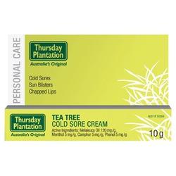 Thursday Plantation Tree Oil Cold Sore Cream