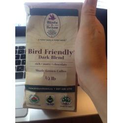 Birds & Beans Bird Friendly Dark Blend