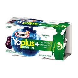 Yo-Plait Yo Plus Yoghurt