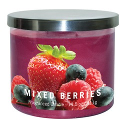 Mainstays Mixed Berries Candle