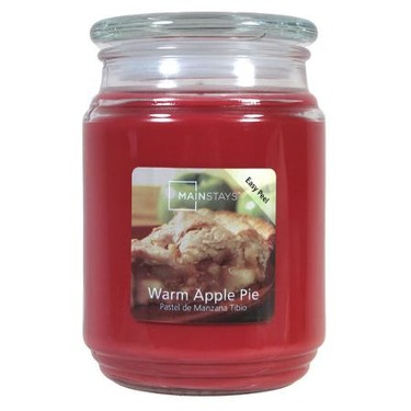Mainstays Warm Apple Pie Candle