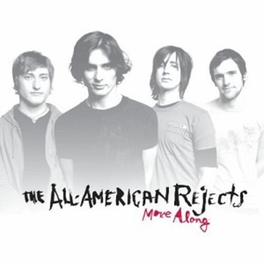 Move Along by The All American Rejects CD