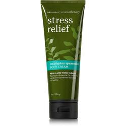 Bath & Body Works Stress Relief Eucalyptus Spearmint Body Cream