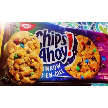 Chips Ahoy Rainbow