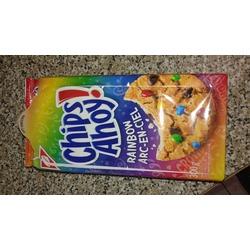 Chips Ahoy Rainbow