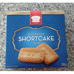 Peek Freans Shortcake Biscuits