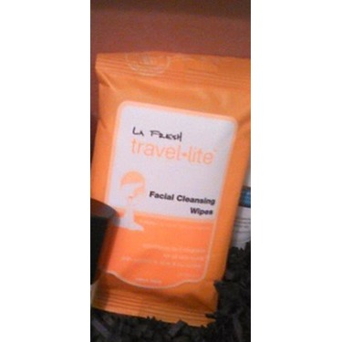 L.A Fresh Travel Lite Makeup Remover Wipe