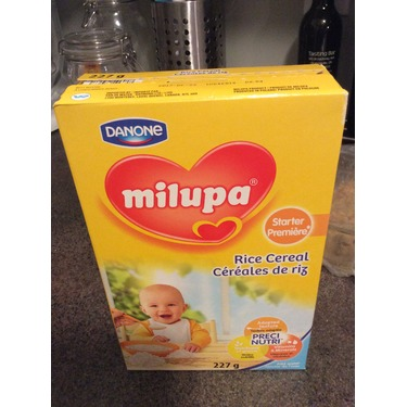 Milupa Rice Baby Cereal