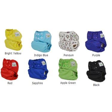 Sweet Pea Diaper Covers