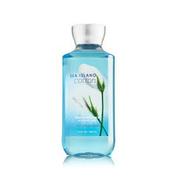 Bath & Body Works Sea Island Cotton Body Wash